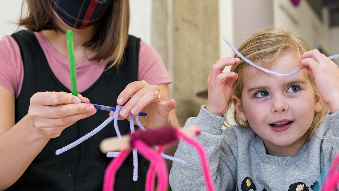 QUAD's Family Friendly Summer Holiday Activities - films and creative activities for families - Derby Days Out