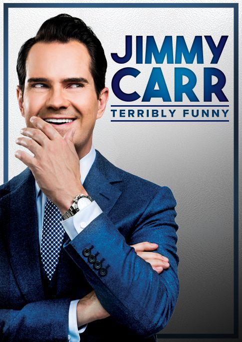 Jimmy Carr - Derby Days Out
