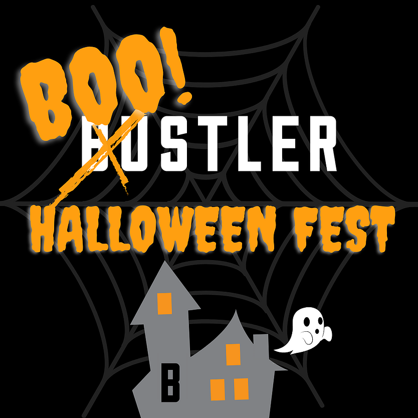 Bustler Halloween Fest - Derby Days Out