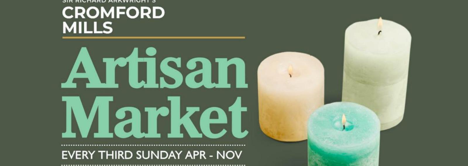 Artisan Market - Derby Days Out