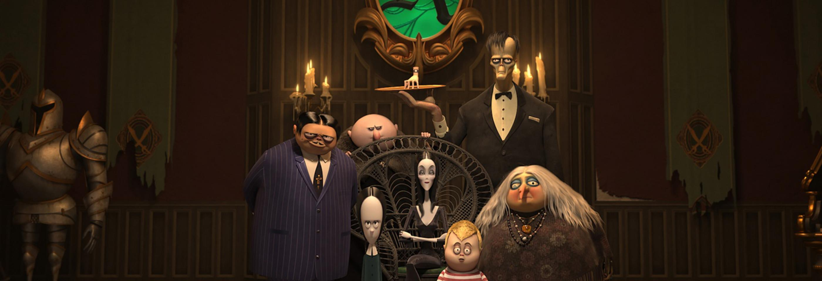The Addams Family 2 (Cert TBC) + BSL Interpreted Creative Workshop - Derby Days Out