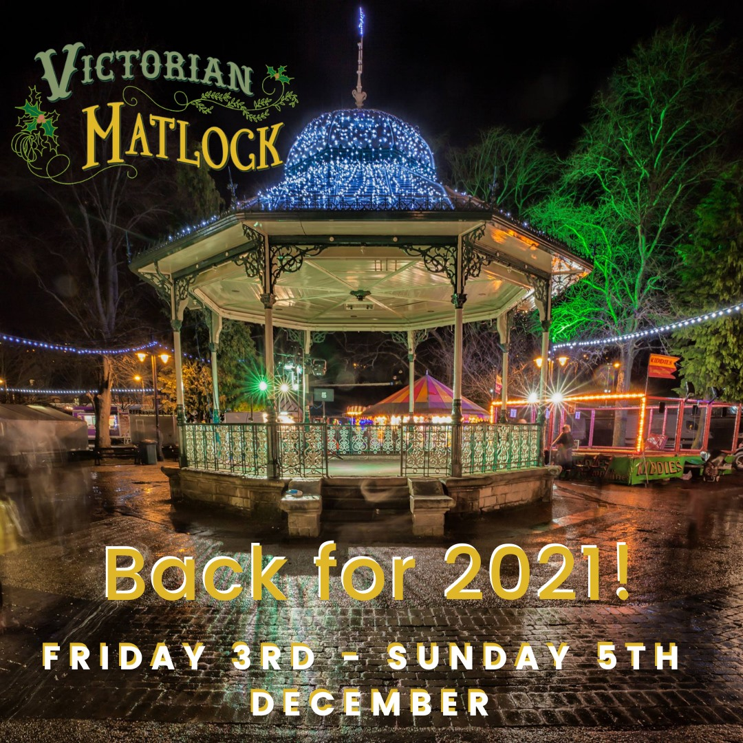 Victorian Matlock – Christmas Market 2021 - Derby Days Out