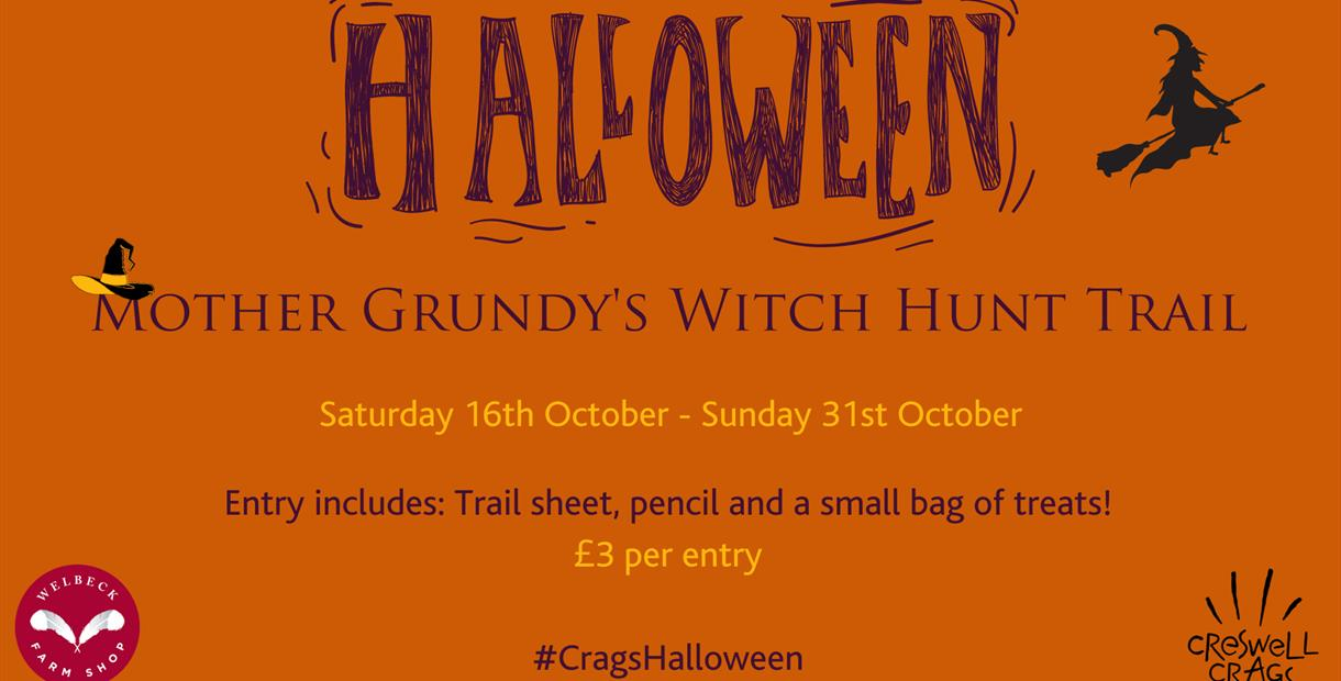 Mother Grundy's Witch Hunt Trail - Derby Days Out
