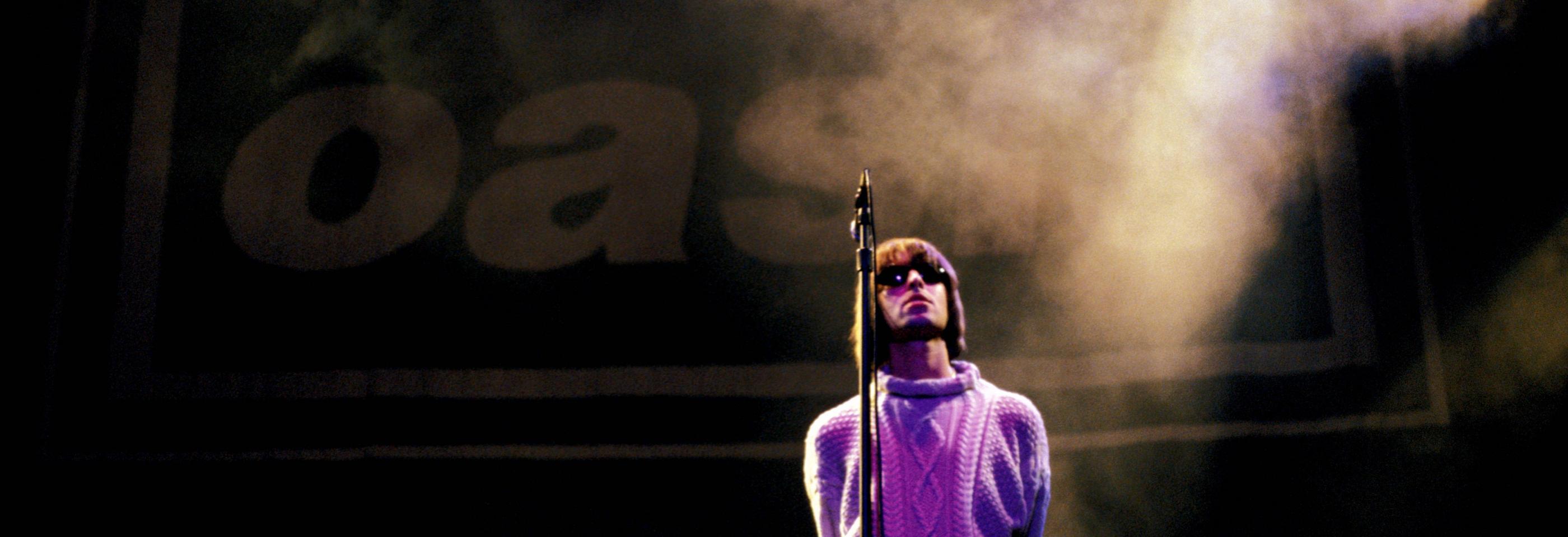 OASIS - Knebworth 1996 - Derby Days Out
