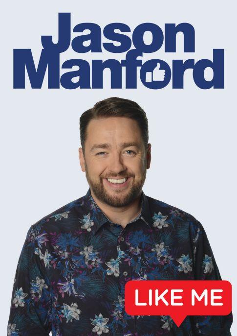 Jason Manford - Derby Days Out