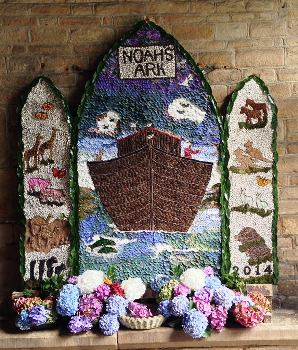 Chesterfield Well Dressings - Derby Days Out