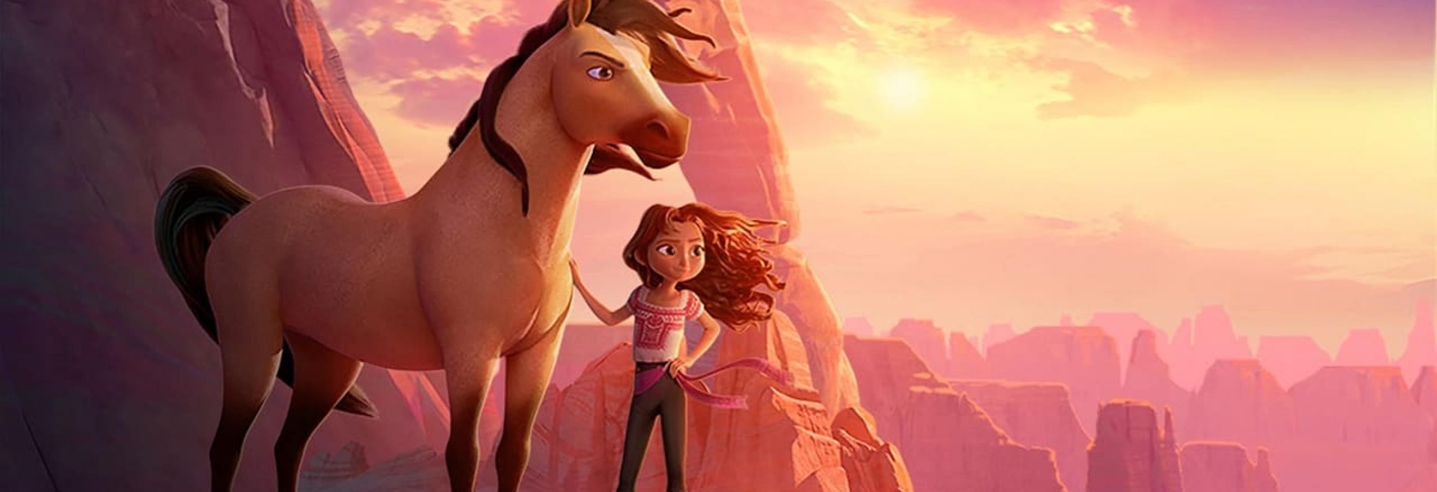 Cine Kids: Spirit Untamed (U) - Derby Days Out