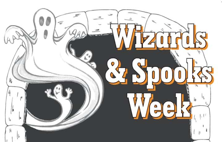 Wizards and Spooks at Midland Railway - Derby Days Out