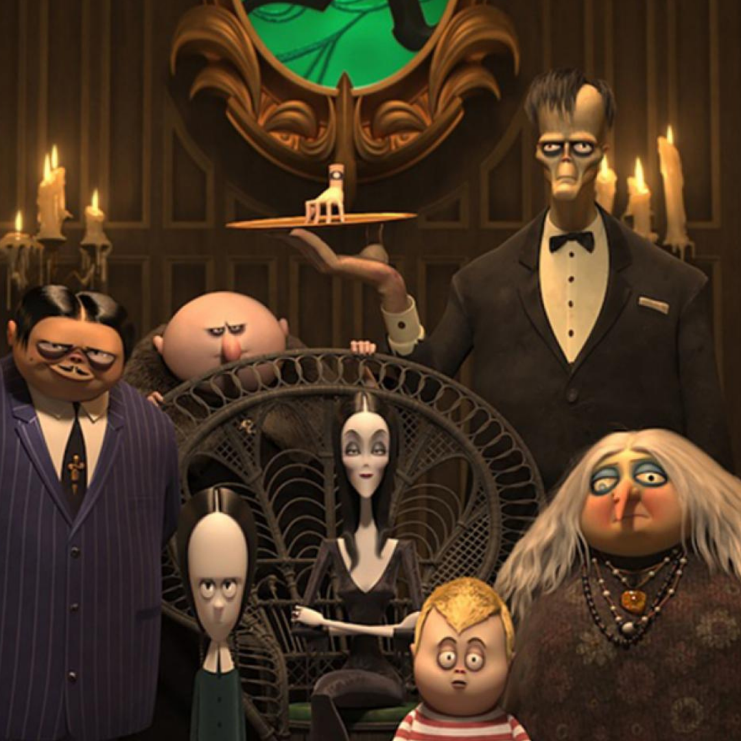 Cine Kids: The Addams Family 2 (PG) - Derby Days Out
