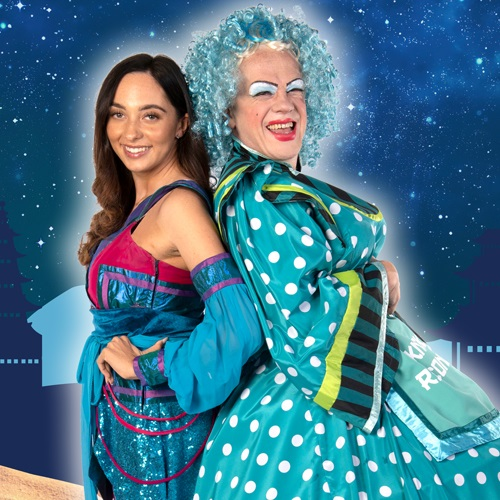 Aladdin at Buxton Opera House - Derby Days Out
