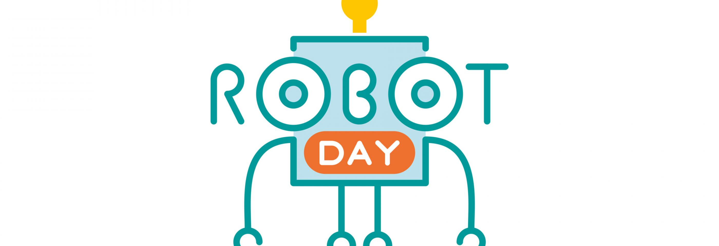 Robot Day - ONLINE - Derby Days Out
