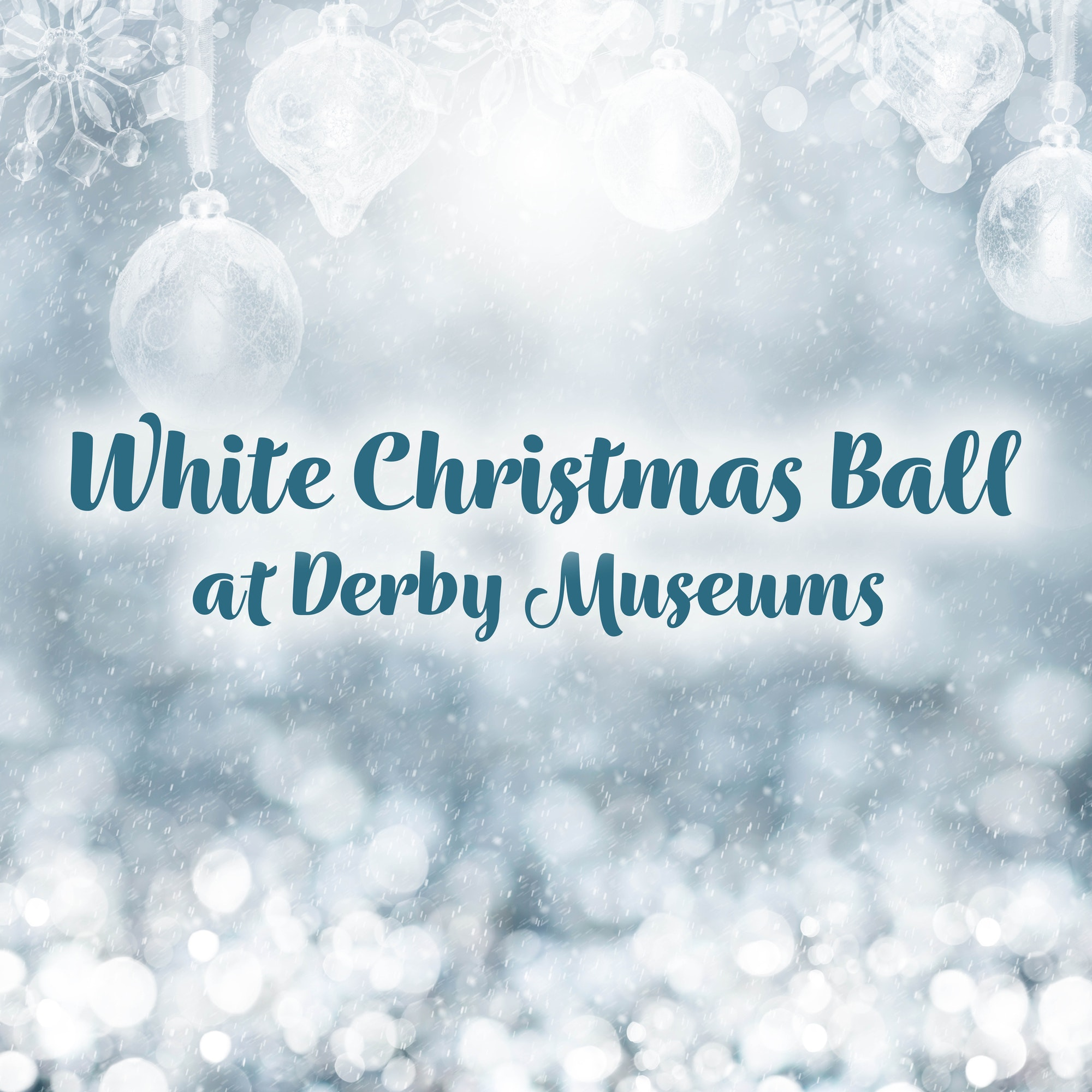 White Christmas Ball - Derby Days Out