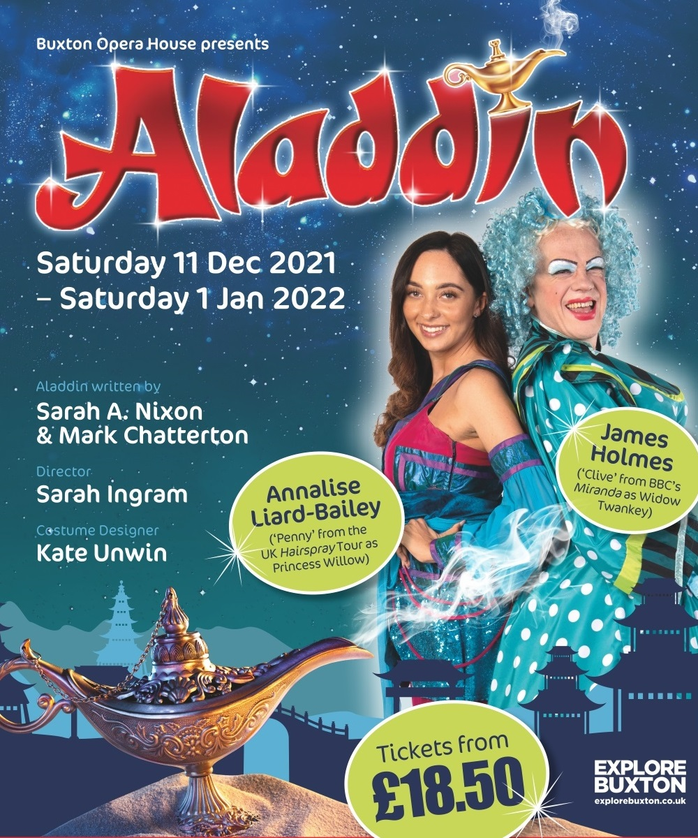 Aladdin - Derby Days Out